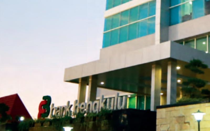 Salah satu kantor cabang Bank Bengkulu - bankbengkulu.co.id