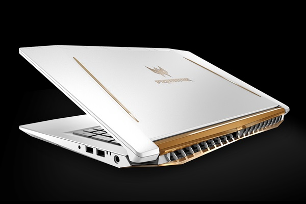 Ilustrasi. Laptop gaming Acer Helios 300 Special Edition - Acer