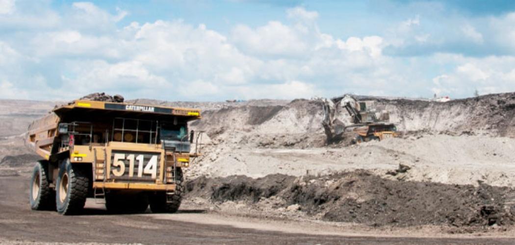 Operasional tambang milik PT Harum Energy Tbk. - harumenergy.com
