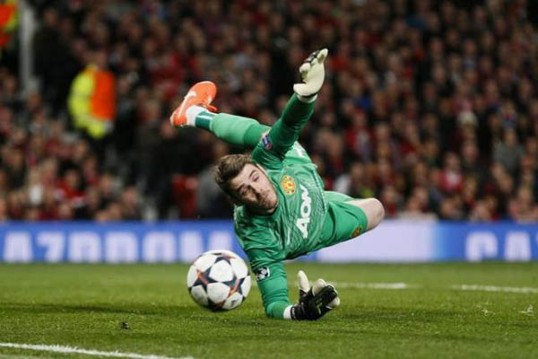 David de Gea - Reuters/Stefan Wermuth