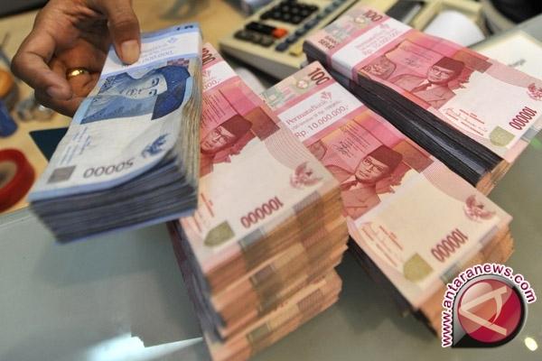 Ilustrasi uang rupiah  -  Antara Foto