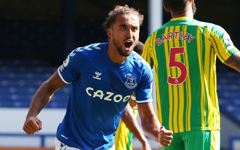 Pemain Everton, Dominic Calvert-Lewin  - Dailymail