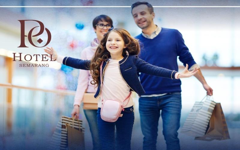 PO Hotel Semarang menawarkan paket khusus liburan akhir pekan (weekend deals) dengan harga Rp955.000 net per malam yang berlaku pada hari Jumat, Sabtu, dan Minggu.