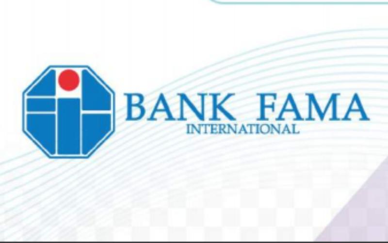 Logo Bank Fama - bankfama.co.id