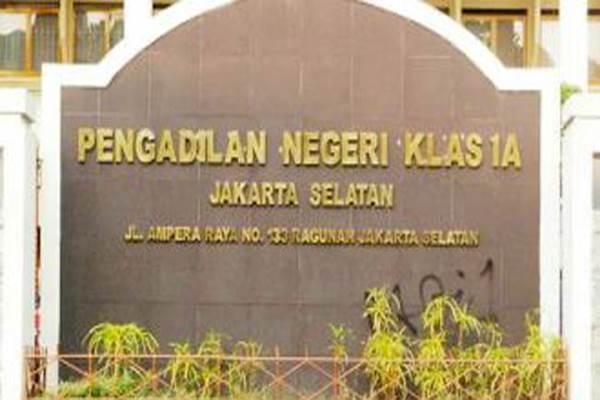Pengadilan Negeri Jakarta Selatan. - JIBI