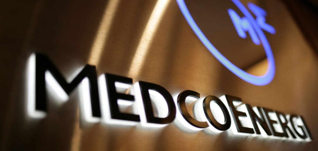 Medco Energi Cover. -  Bloomberg