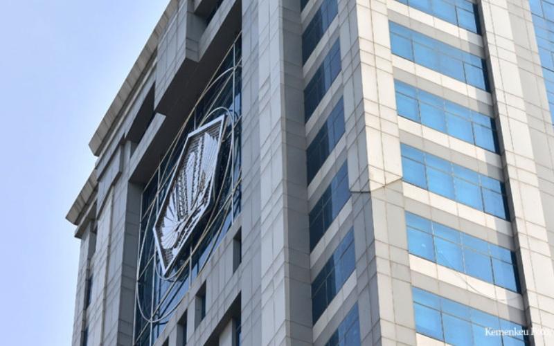 Ilustrasi - Gedung Kementerian Keuangan - kemenkeu.go.id