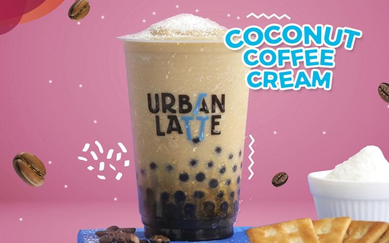 Coconut Coffee Cream - Istimewa