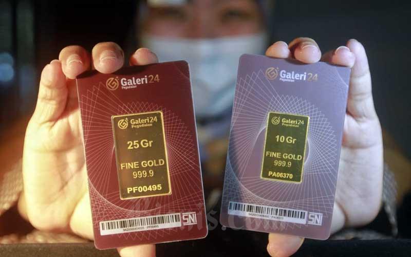 Harga Emas 24 Karat di Pegadaian Hari Ini, Kamis 7 Januari ...