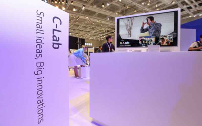 Samsung C-Lab  -  samsung.com