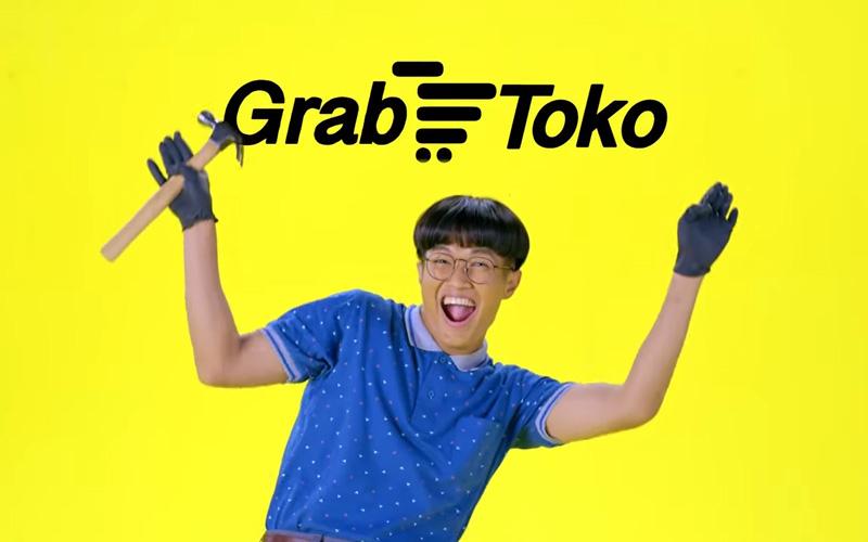 Iklan Grab Toko.  - Dok. Youtube