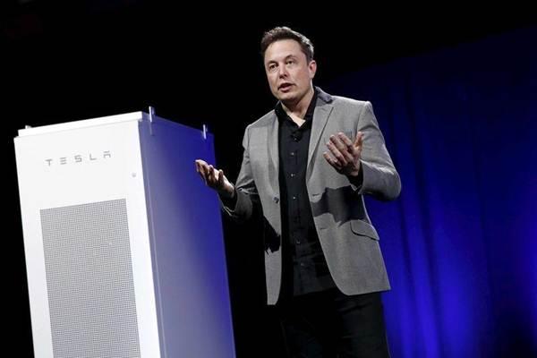 Elon Musk - Reuters