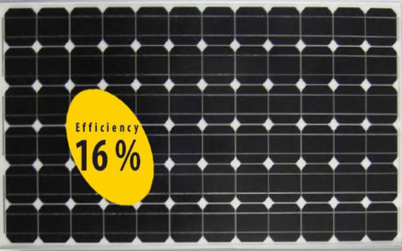 Modul Surya Len 200 Wp - 24 V Monocrystalline (efisiensi 16%) ini dibuat dari solar cell dengan efisiensi tinggi sehingga mampu menghasilkan daya maksimal hingga lebih dari 200 Wp, untuk kerjanya pada intensitas pencahayaan rendah juga sangat bagus sehingga modul ini masih dapat bekerja pada kondisi berawan dan waktu hujan.  - LEN Industri