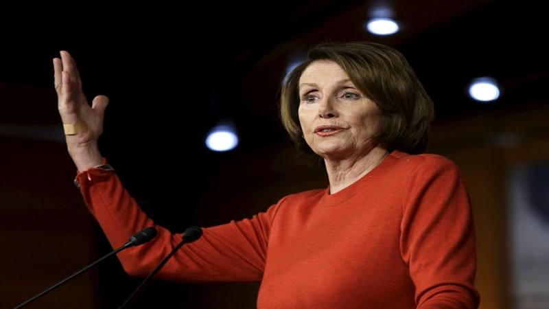 Ketua Dewan Perwakilan AS Nancy Pelosi. -  Reuters