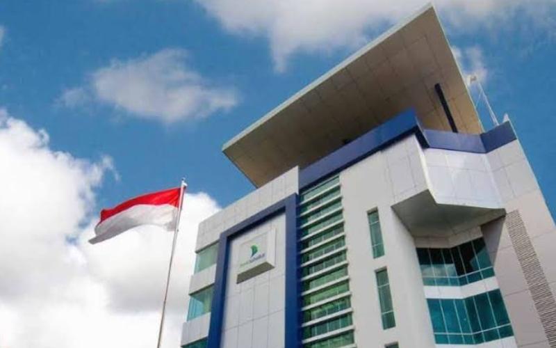 Kantor Bank Sulselbar - Istimewa
