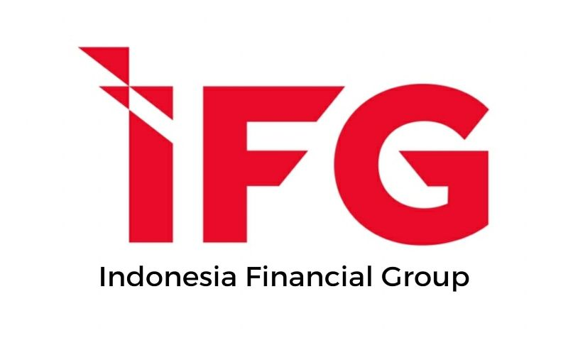 Logo Indonesia Financial Group (IFG)