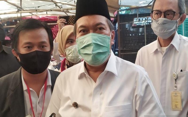 Wali Kota Bandung Oded M Danial. - Antara