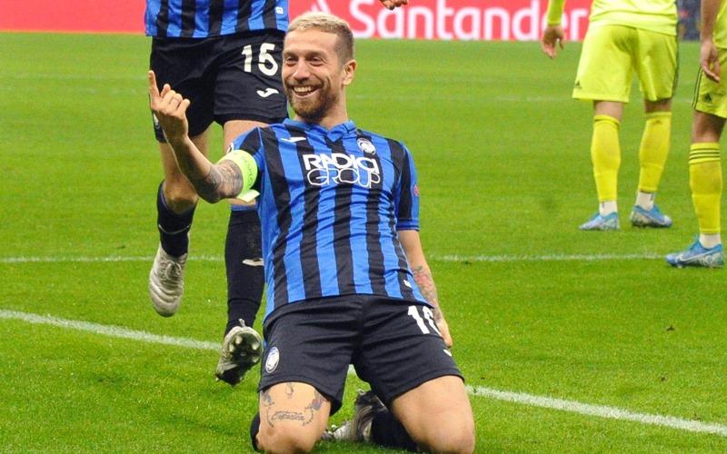 Striker atalanta, Papu Gomez - Forza Italian Football