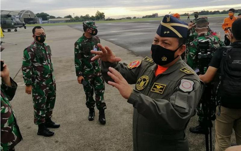 Asops Kasau Marsekal Muda TNI Henri Alfiandi  - Antara