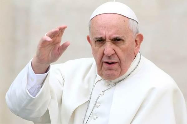 Paus Fransiskus. - Reuters