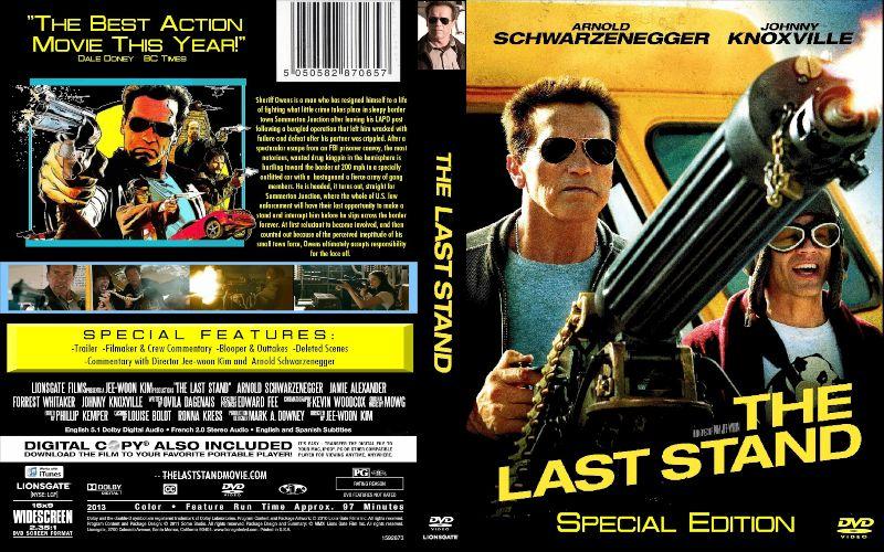 Arnold Schwarzenegger saat berperan dalam film The Last Stand - Istimewa