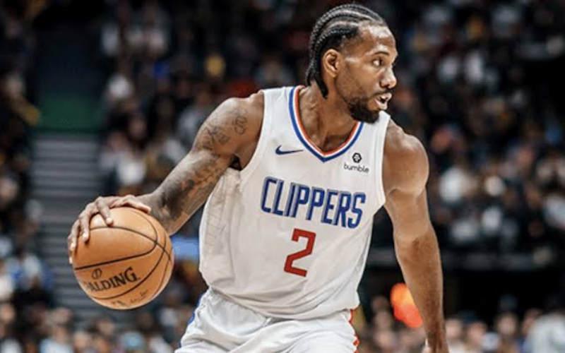 Bintang Los Angeles Clippers Kawhi Leonard - NBA.com