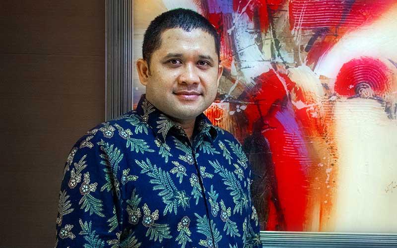 Kepala Badan Kebijakan Fiskal Kementerian Keuangan Febrio Kacariburn