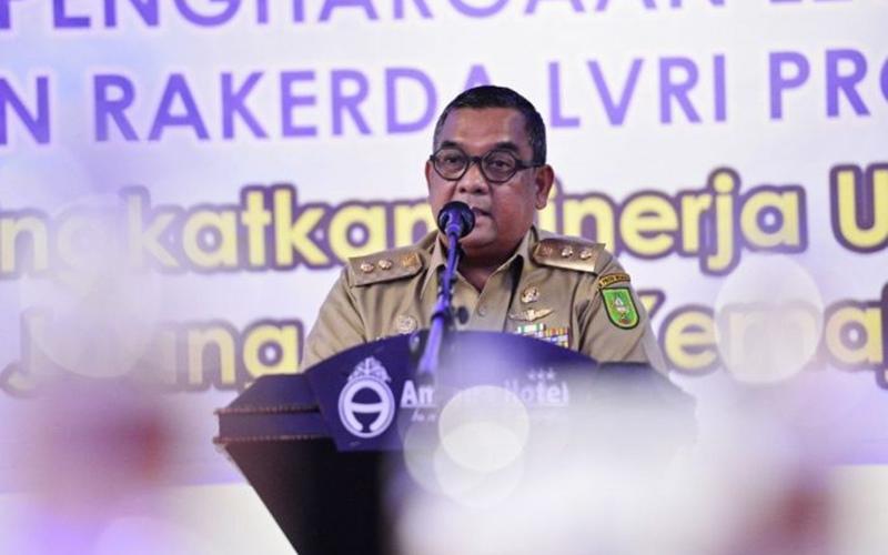 Wakil Gubernur Riau (Wagubri) Edy Natar Nasution  - Riau.go.id