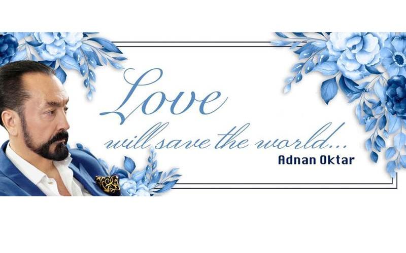 Salah satu poster di akun facebook Adnan Oktar