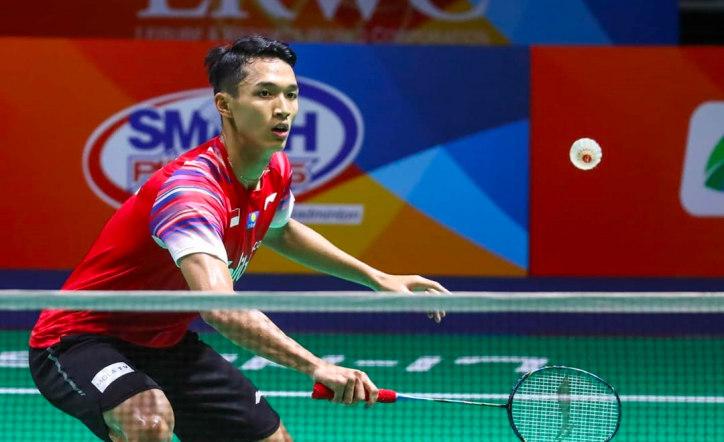 Jonatan Christie - Badminton Indonesia