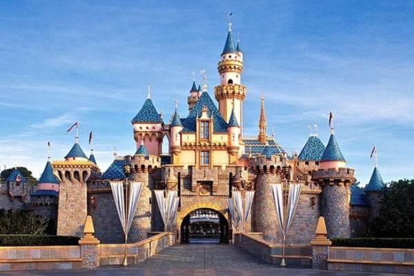 Walt Disney - ilustrasi