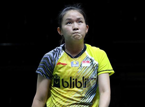 Pemain tunggal putri Indonesia, Ruselli Hartawan - Badminton Indonesia