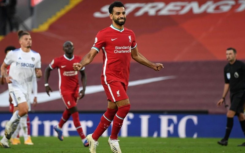 Pemain Liverpool, Mohamed Salah - Eurosport