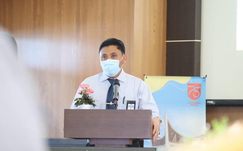 Kepala Kantor Wilayah Ditjen Perbendaharaan (DJPb) Provinsi Sumatra Barat Heru Pudyo Nugroho - Istimewa
