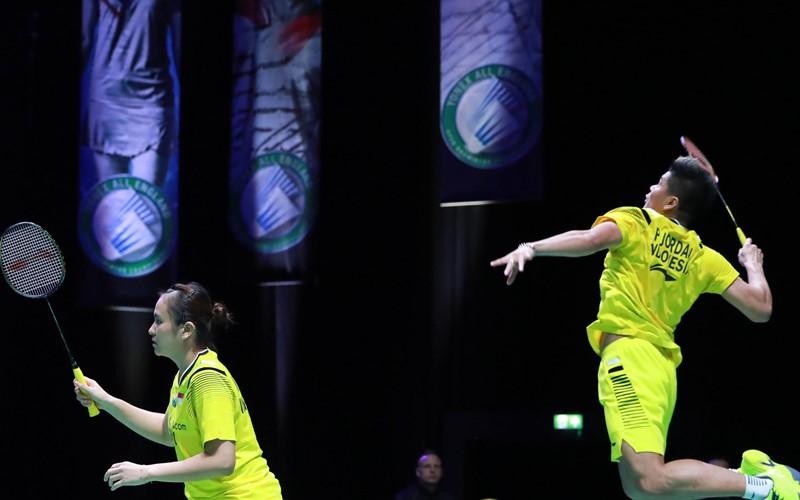 Praveen Jordan-Melati Daeva -  Badminton Indonesia