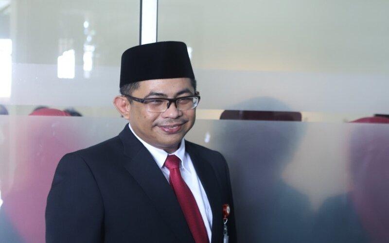 Kepala OJK Malang Sugiarto Kasmuri.