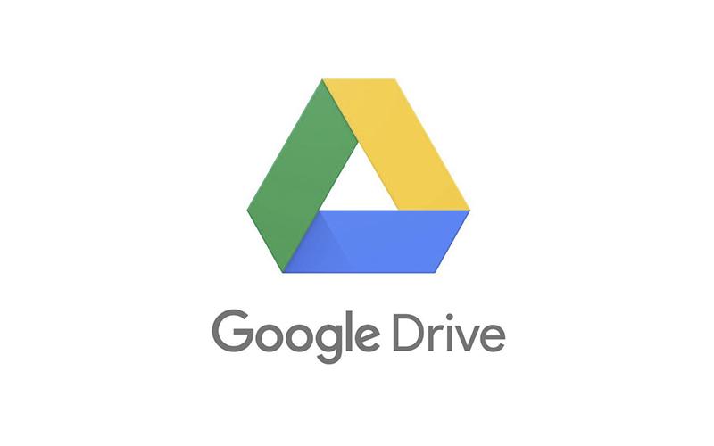 Logo google drive  -  google.com
