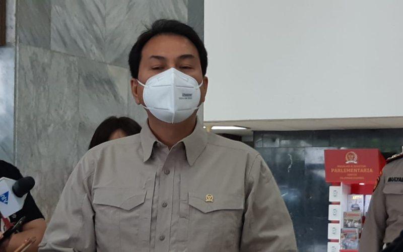 Wakil Ketua DPR Azis Syamsuddin - Bisnis - Rayful Mudassir