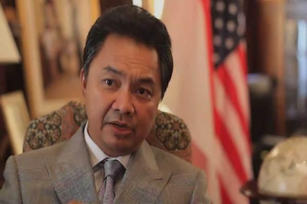 Mantan Wakil Menteri Luar Negeri era Presiden Susilo Bambang Yudhoyono Dino Patti Djalal - Youtube