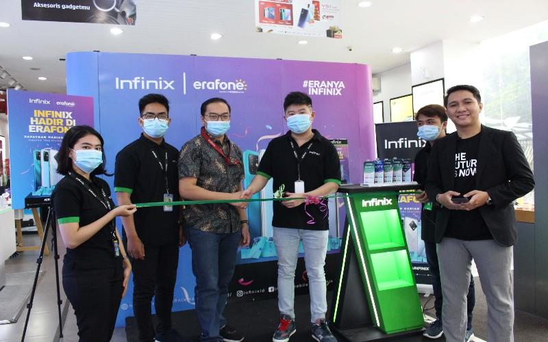 Kerja sama Infinix dan Erafone