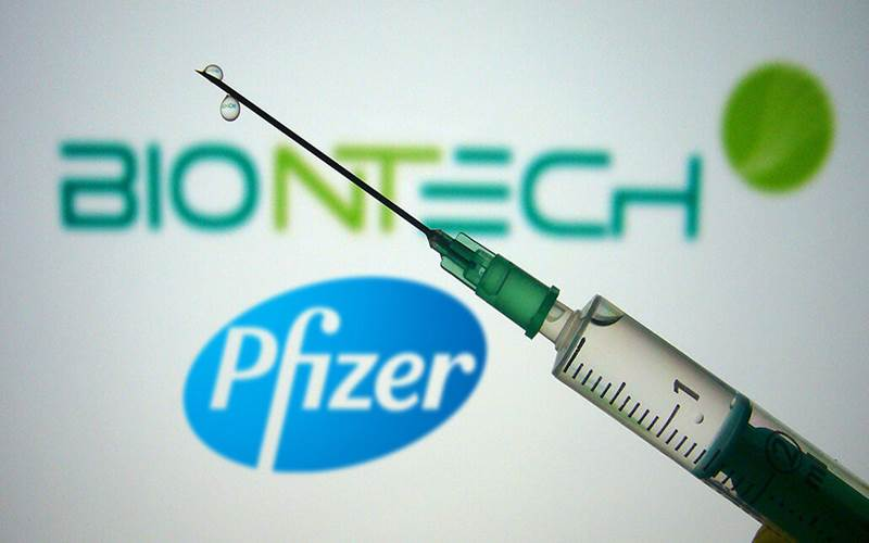Vaksin Pfizer dan BionTech