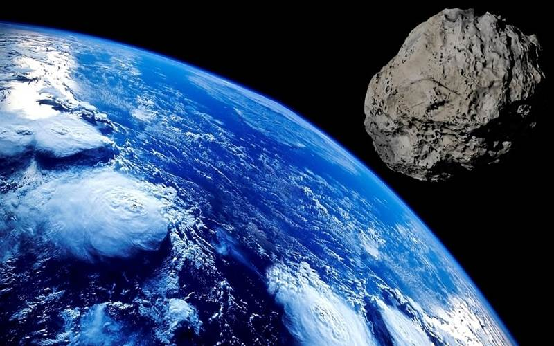 Asteroid 2020 VC1