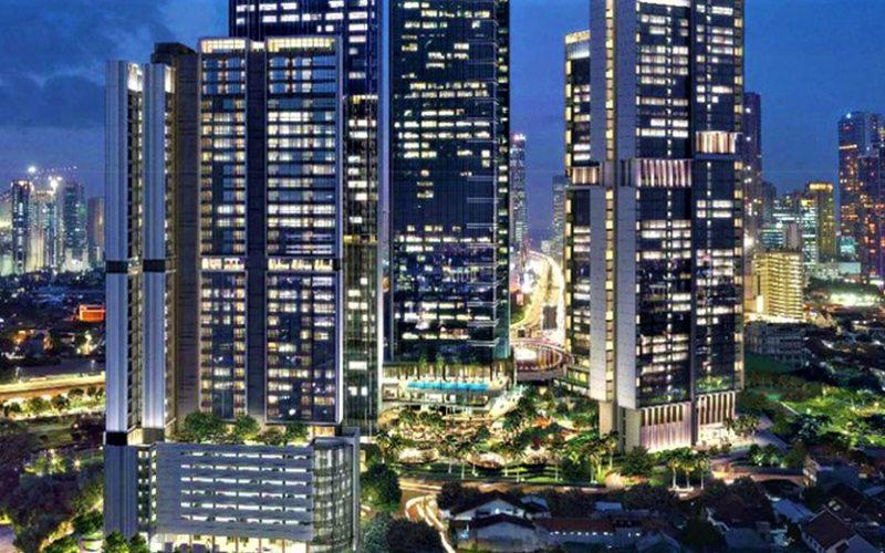 Kawasan Ciputra World Jakarta. - Istimewa