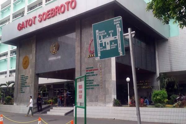 RSPAD Gatot Subroto - Istimewa