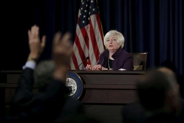 Calon Menteri Keuangan Amerika Serikat, Janet Yellen.  - Reuters