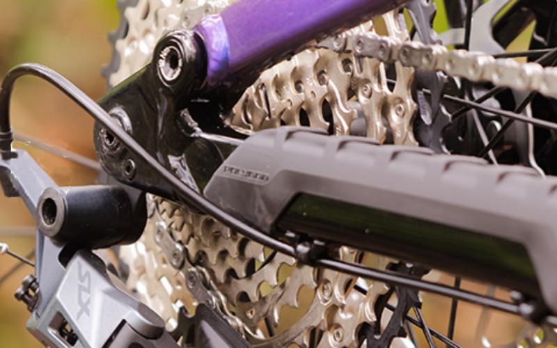 Sebagian komponen sepeda.  - RodaLink