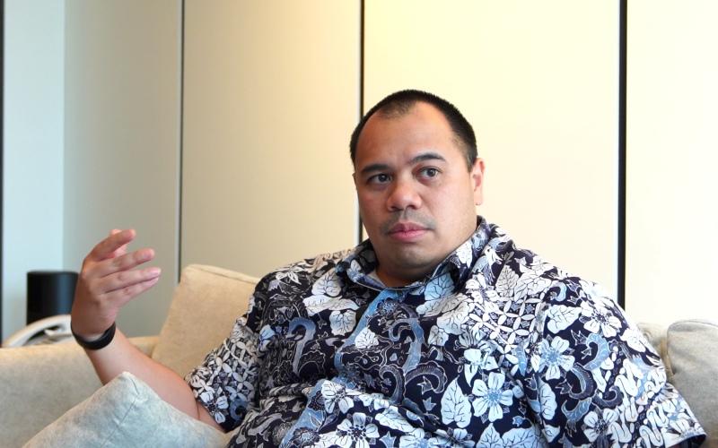 Komisaris PT Bursa Efek Indonesia (BEI) Pandu Patria Sjahrir -  Istimewa / Dok.pribadi