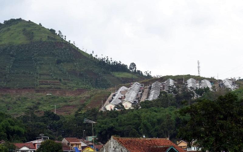 Permukiman di Kabupaten Sumedang - Bisnis