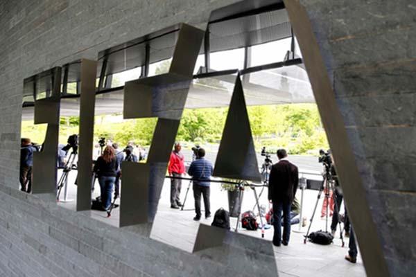 Markas FIFA di Zurich, Swiss/Reuters - Arnd Wiegmann