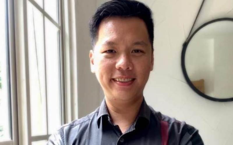 CEO Fox Logger Alamsyah. - istimewa
